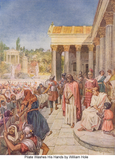 William_Hole_Pilate_Washes_His_Hands_400