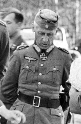 Russland, Generale v. Bock, Hoth, W. v. Richthofen