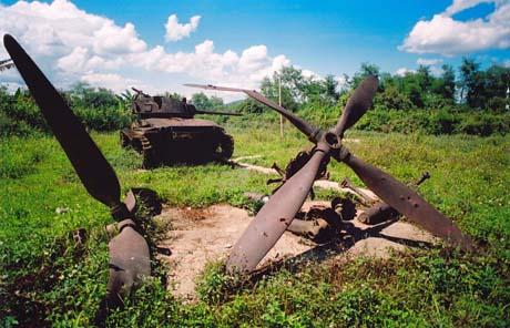 Dien Bien Phu War Remnants