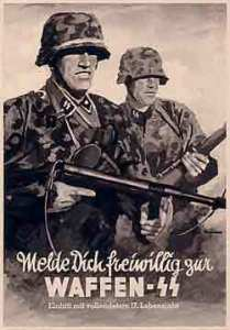 ss recruiting poster