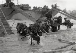 british commandos d-day