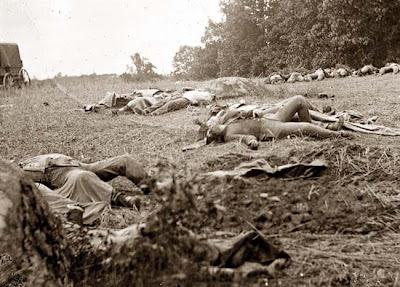 Civil War Carnage Image