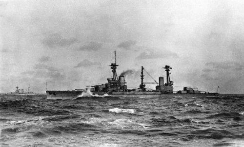 HMS_Agincourt_1915