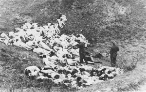 einsatzgruppen executions