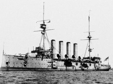 HMS_Cressy
