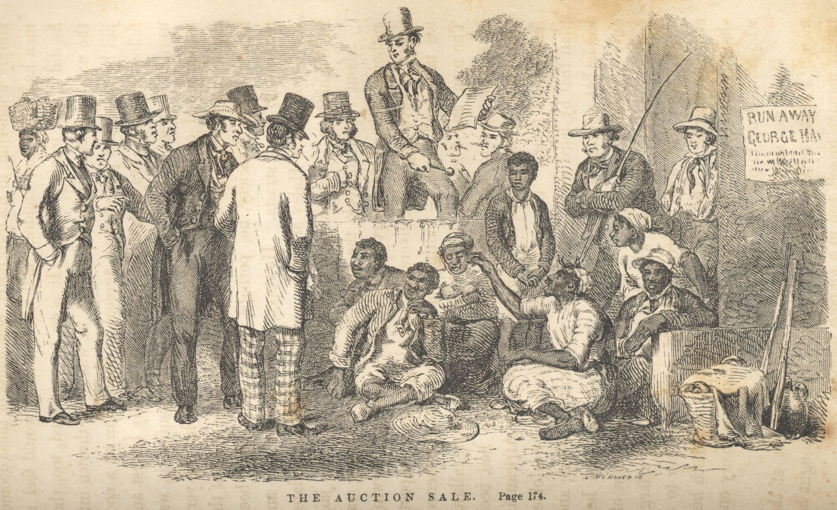 Analyze the ways in which supporters of slavery in the nineteenth century used legal, religious, and economic?