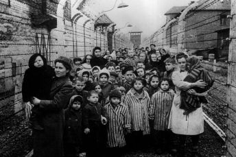 Survivors of Auschwitz