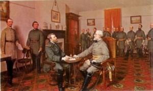 appomattox surrender