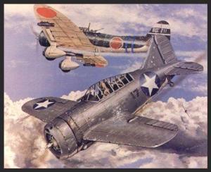 F2A-3+Buffalo