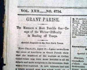 colfax newspaper