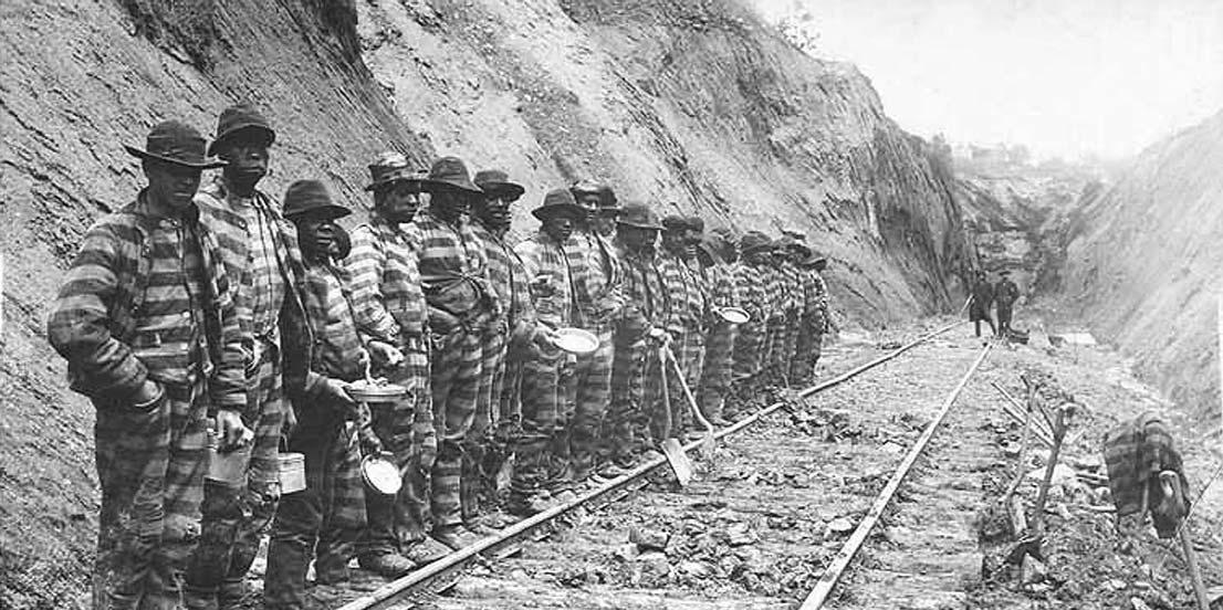 Corporate Slavery & the Black Codes