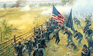 8th_Ohio_At_Gettysburg