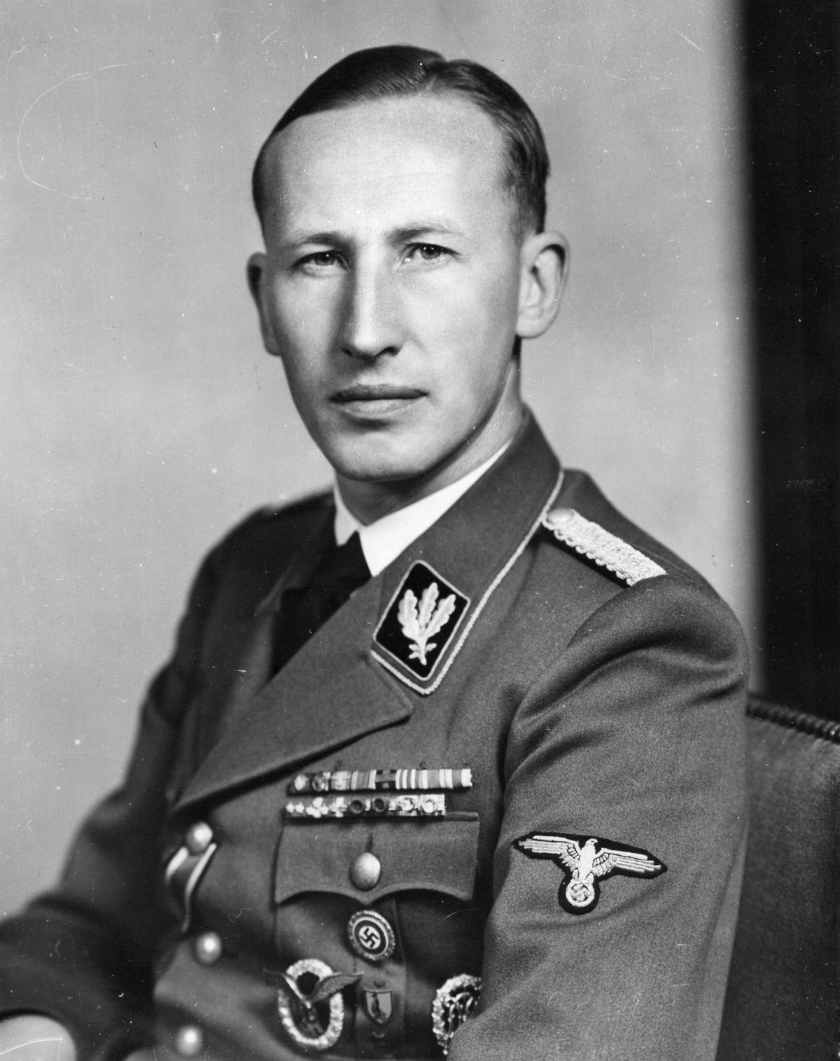 Reinhard Heydrich | Padre Steve's World...Musings of a ...