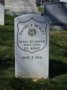sickles grave