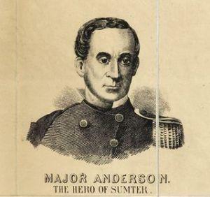 major anderson