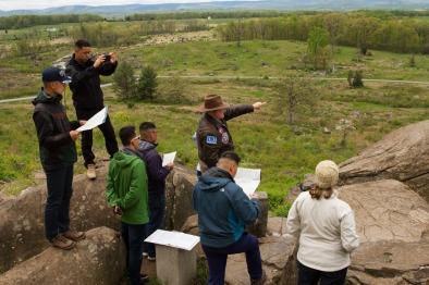 16-2 Gettysburg Staff Ride, May 2016-37