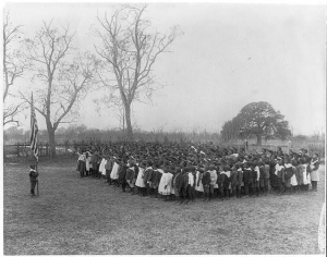 First-Memorial-Day-honoring-257-Union-soldier-martyrs-10000-freedmen-march-led-by-3000-children-05011865