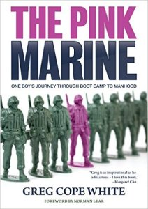 Pink Marine Cover
