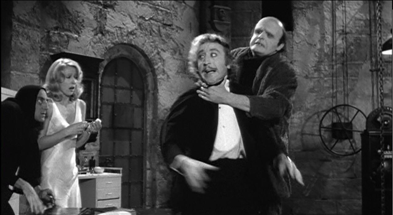 Young Frankenstein Gene Wilder Goggles