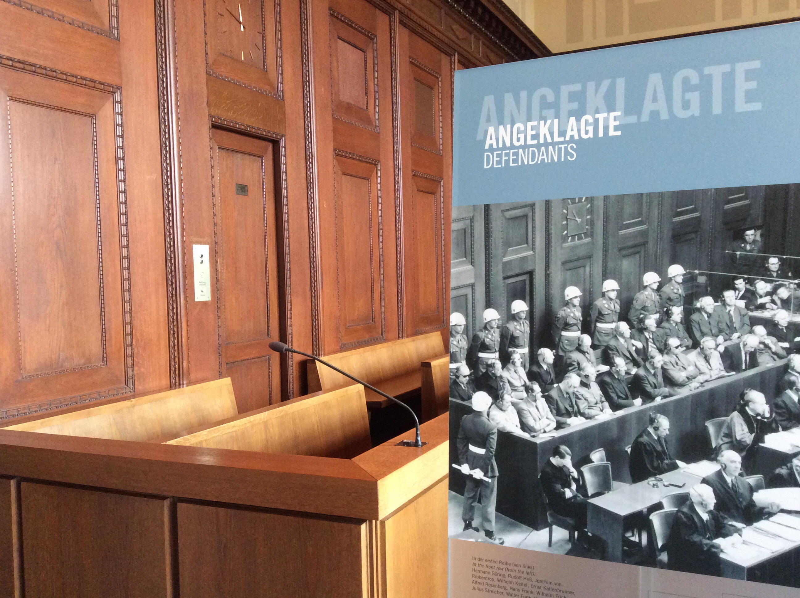 background to the nuremberg trials The nuremberg trials, which lasted from 1945-1948, were an attempt to bring the major war criminals of wwii to justice.