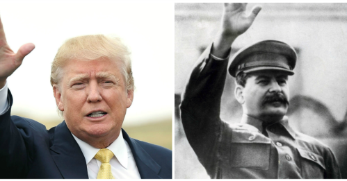trump-stalin