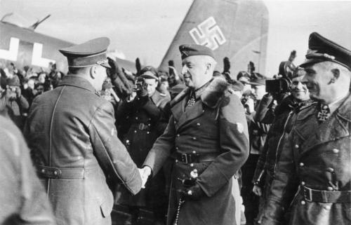 Ostfront, Adolf Hitler, Erich v. Manstein