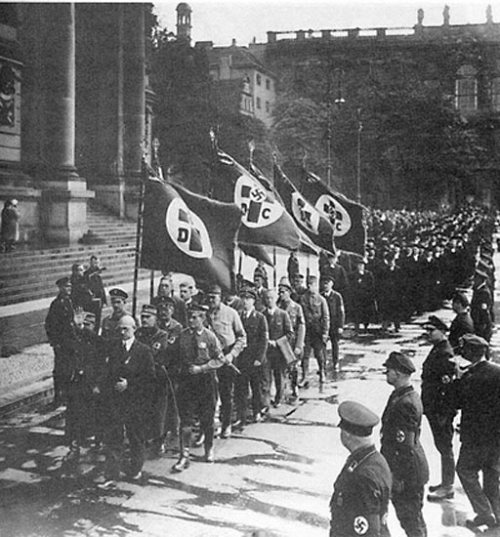 german-christians-march