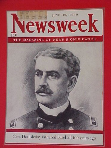 doubleday newsweek