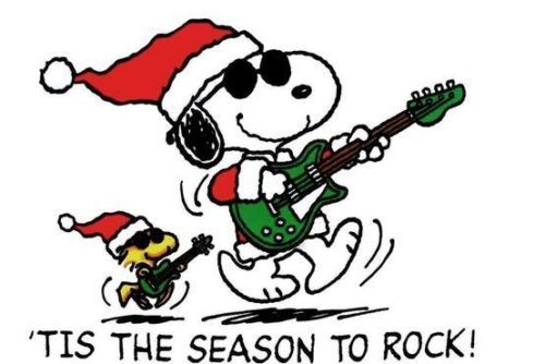 Christmas Rock.Rockin At At Christmas An Anthology Of Christmas Rock