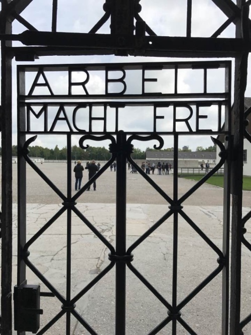 The Founding Of Dachau, the Model Concentration Camp | Padre Steve's